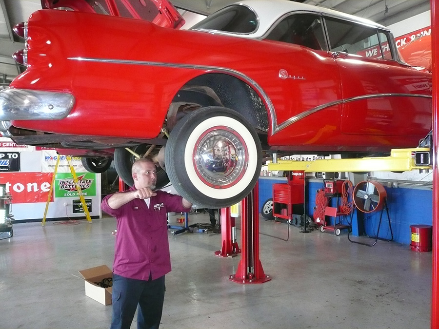 Tire Shop in Woodhaven: Certified Tire Repair Services | Auto-Lab - 1_(14)