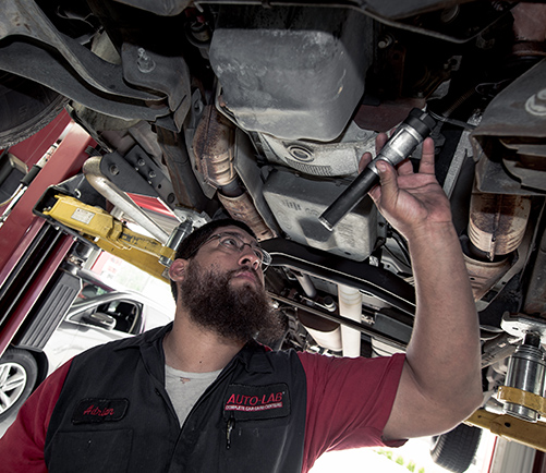 Engine Repair Woodhaven: ASE Certified Service | Auto-Lab of Woodhaven - content-engine-check