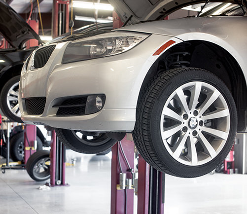 Car Suspension Repair Shop in Woodhaven | Auto-Lab of Woodhaven - content-new-suspension