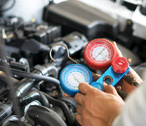 Car AC Repair & Recharging Service in Woodhaven | Auto-Lab - services--air-condition-content-02